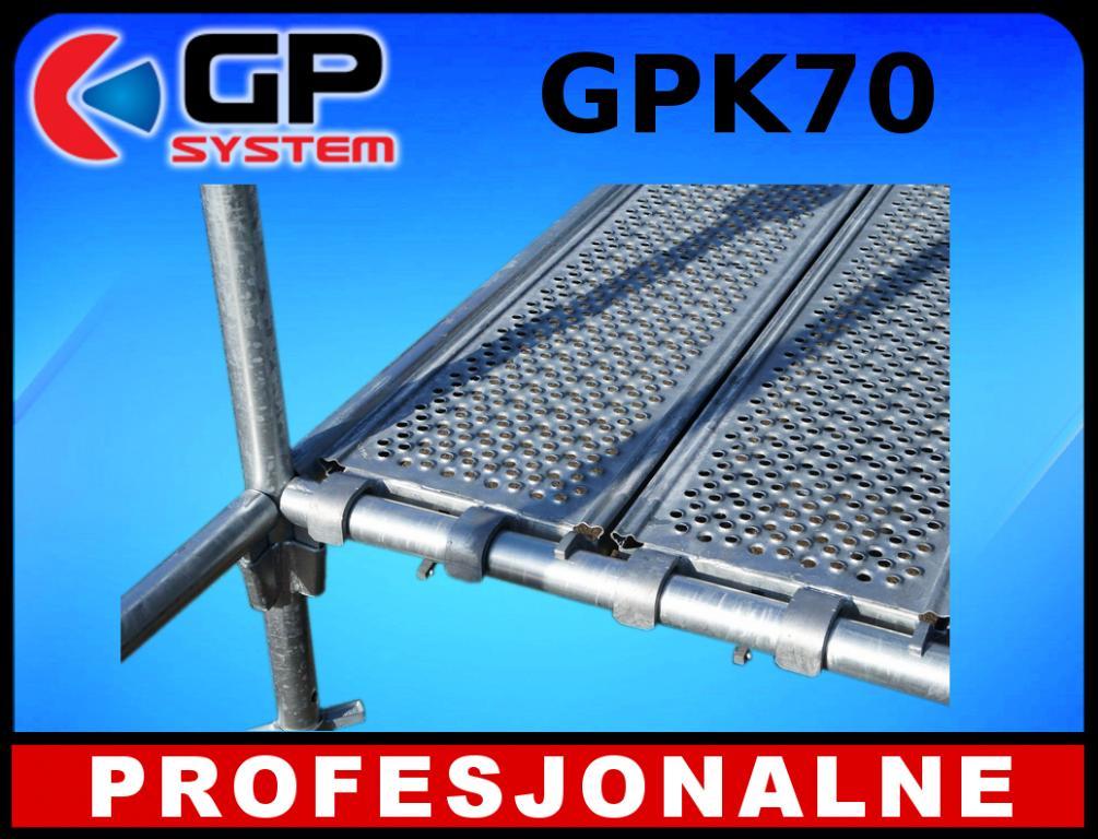 Zaktualizowano Rusztowanie Klinowe Choinkowe 100m2 OCYNK STAL GP-SYSTEM IU47